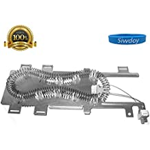 Siwdoy 8544771 Dryer Heating Element for Whirlpool Kenmore Maytag Dryers PS990361, AP3866035