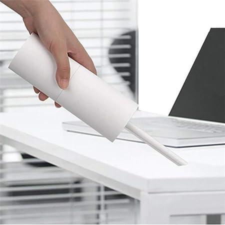 XHLLX Aspirador De Coche, Fuerte Succion Pequeño y Conveniente Fácil De Limpiar Filtro Lavable Ser Aplicable Puente De Coche/SUV/Camión,White: Amazon.es: Hogar
