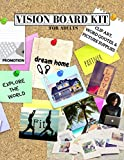 Vision Board Kit for Adults: Clip Art, Word