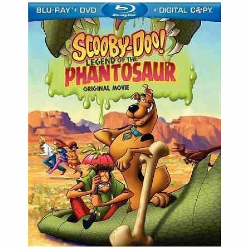 Blu-ray : Scooby Doo: Legend of the Phantosaur (With DVD, Full Frame, Dolby, 2 Disc)