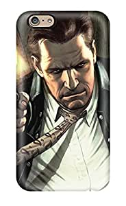 Special Design Back Max Payne 3 Hoboken Blues Phone Case Cover For Iphone 6 by mcsharks
