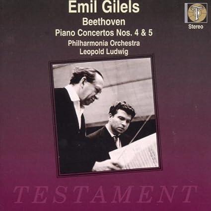 Piano Concertos Nos.4 & 5