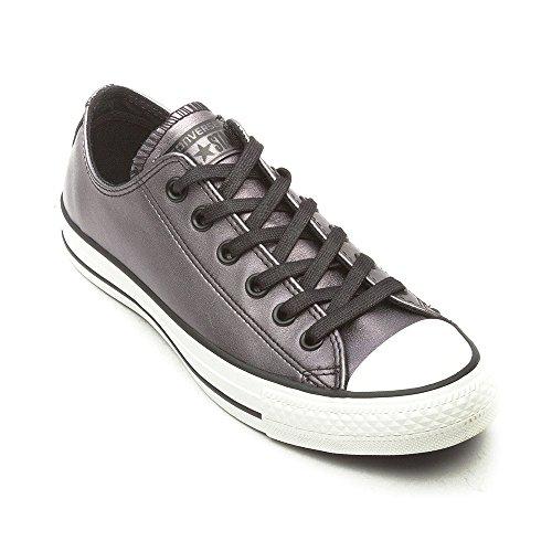 Converse Chuck Taylor All Star Ox - Zapatillas para mujer Negro