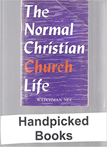 The normal christian church life pdf