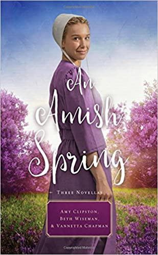Image result for AN AMISH SPRING VANETTA CHAPMAN