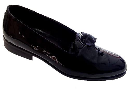 e0c099adb7 Scarpe Uomo Classiche, Modello Slippers, Mocassino Slip-on in ...