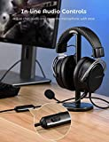 Mpow Air SE PS4 Headset with 3D Sound, Detachable