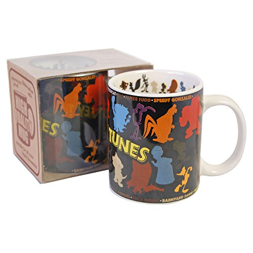 - Pop Art Products Looney Tunes Collage Mug Gift Boxed Officially Licensed