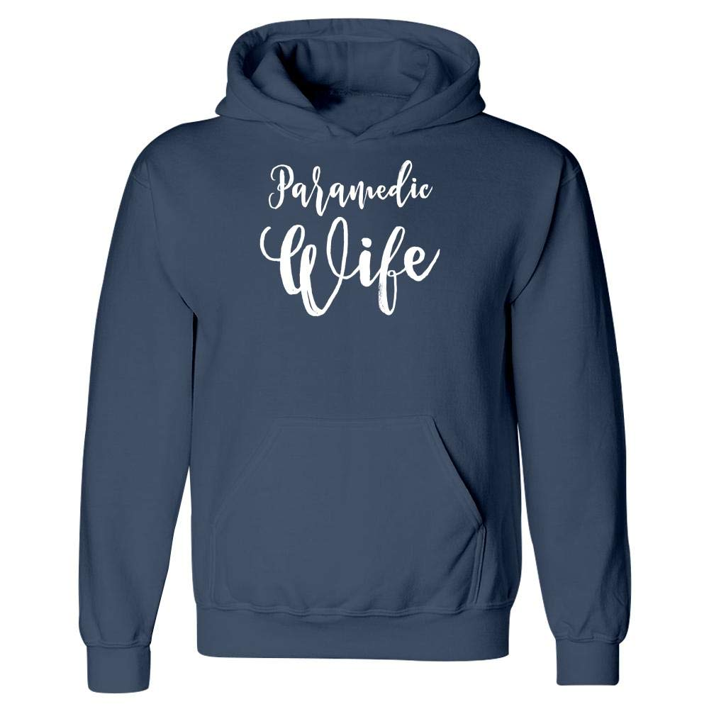 MESS Paramedic Wife Hoodie