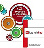 Basic Practice of Statistics 7e and LaunchPad for Moore's the Basic Practice of Statistics 7e (Twelve Month Access) 7th Edition