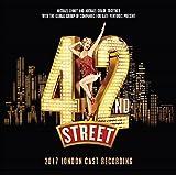 42ND STREET 2017 LONDON CAST RECORDING
