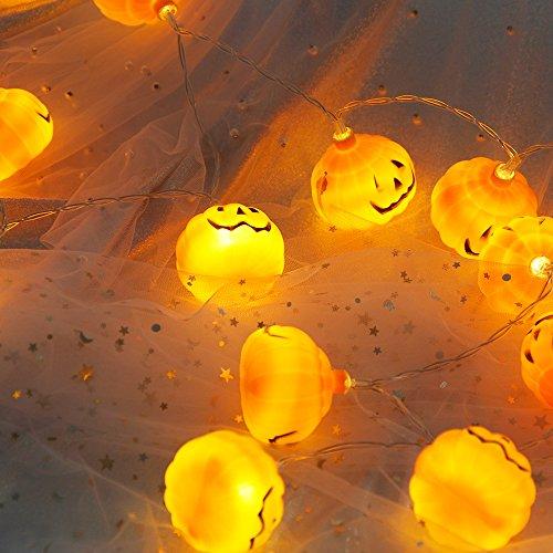 Led Light Pumpkin - 2