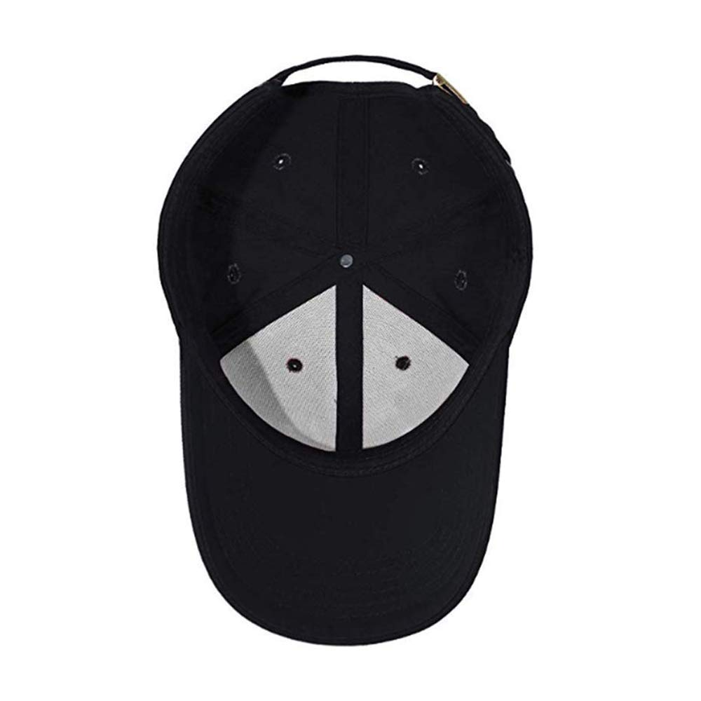 Wall Stickz Logo Embroidered Adjustable Baseball Caps for Men and Women Hat Travel Cap Racing Motor Hat fit Tesla Accessory