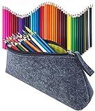 Strapright Colored Pencils Case, 48 Pieces