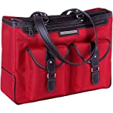 "Marquam 18.75"" XL Laptop Tote Color: Red"