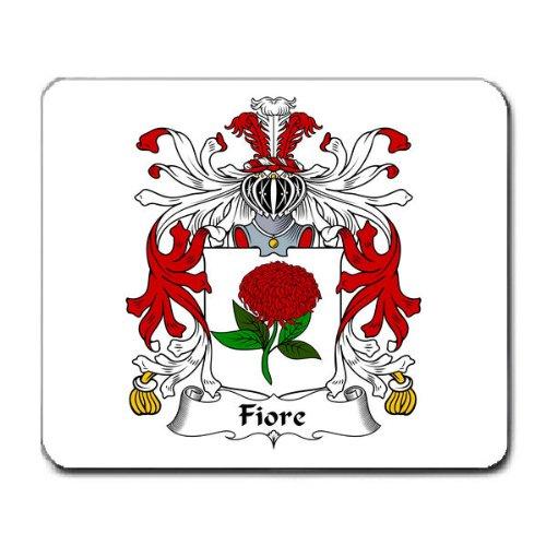 Fiore Family Crest Coat of Arms Mouse (Fiore Coat)