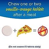 Enzymedica, Heartburn Relief, Dietary Supplement to Help Soothe Indigestion, Vegan, Non-GMO, Vanilla Orange, 90 Chews