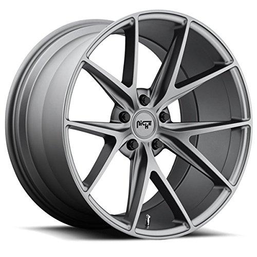 Niche M116 Misano 20x9 5x114.3 +35mm Anthracite Wheel Rim