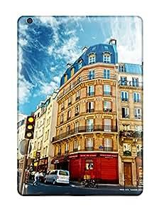 Cute High Quality Ipad Air City Of Paris Case