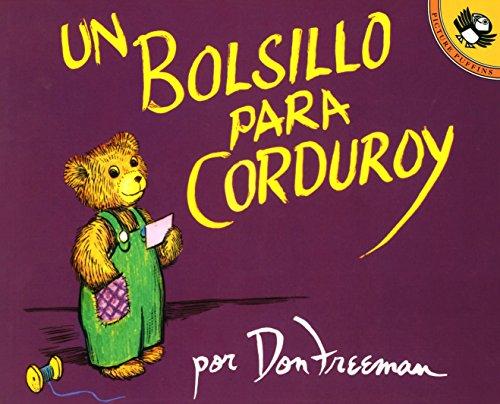 - Un bolsillo para Corduroy (Spanish Edition)
