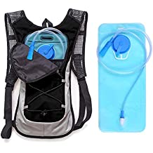 Hydration Backpack&Best Outdoor Gear for Running, Hiking, Cycling and More&Lightweight Pack Keeps Liquid Cool Up to 4 Hours&All Other Outdoor Sports Where You Need Water