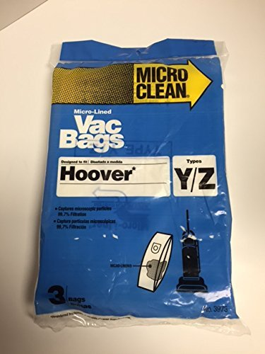 Buy hoover windtunnel t series bagged
