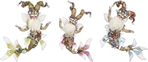 Mark Roberts 2020 Collection Neptune Fairy, Small 11.5-Inch Assortment of 3 Figurines