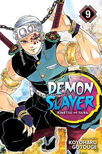 Demon Slayer Kimetsu no Yaiba, Vol. 9 (9) [Gotouge, Koyoharu] (Tapa Blanda)
