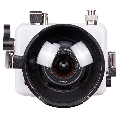 Ikelite Compact TTL Housing for Canon EOS 100D Rebel SL1 DSLR