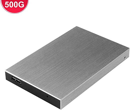 rosemaryrose Disco Duro Externo USB3.0 500GB 1TB 2TB ...