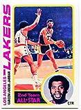 1978/79 Topps Kareem Abdul-Jabbar Card #63 Los Angeles Lakers UCLA