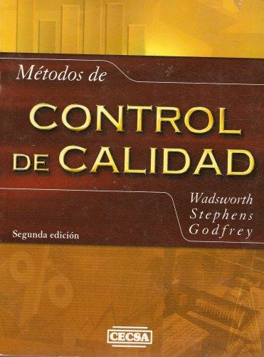 Metodos De Control De Calidad