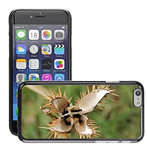 "Print Motif Coque de protection Case Cover // M00153821 Flor espinas espinoso flora amarilla // Apple iPhone 6 6S 6G PLUS 5.5"""