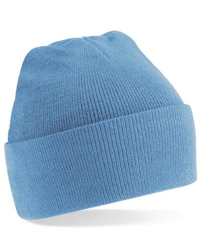 Beechfield original gorro Beanie azul celeste