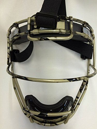 Youth Custom Schutt Shadow Wire Infielder Face Guard by Schutt
