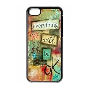 XiFu*Meiiphone 6 4.7 inch Phone Case Every thing will be ok H6G5619362XiFu*Mei