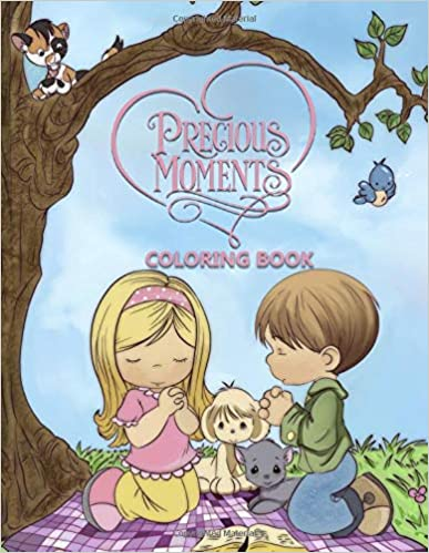 Precious Moments Coloring Book Precious Moments for You and Your Kids
