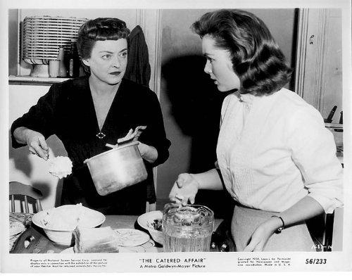 THE CATERED AFFAIR Original 1956 Movie Publicity Still Photo DEBBIE