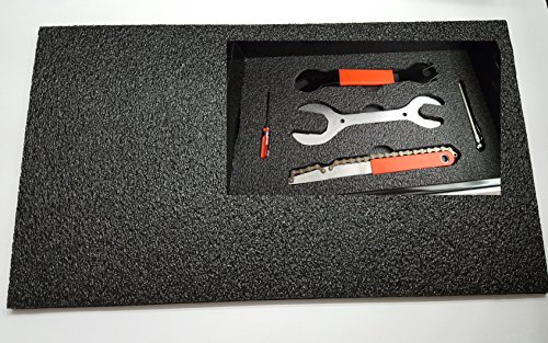 "TOOL CHEST DRAWER LINER FOAM 16 5/8"" X 22 1/4"" (Toolbox One Drawer)"