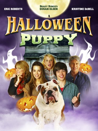 A Halloween Puppy (A Scary Halloween Movie)