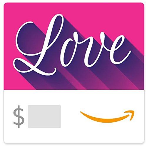 Amazon Gift Card - Love