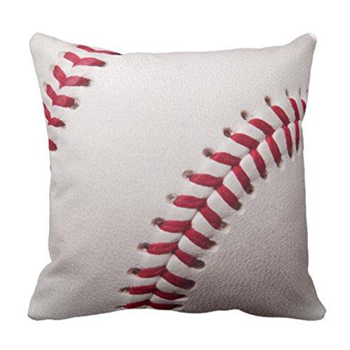 Baseball Throw Pillow - 3