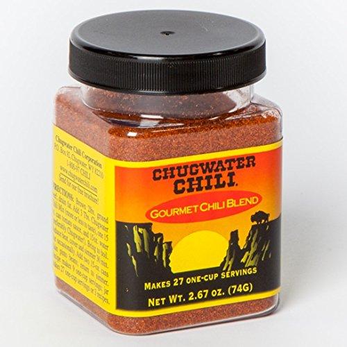 Chugwater Chili Gourmet Chili Blend: 2.67 (Chili Blend)