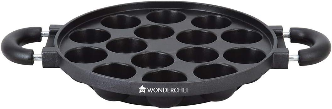 Wonderchef 63152076 Paniyarakkal aluminio