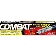 12 Pack Combat 2.1 Oz Roach Killer Killing Gel 51960