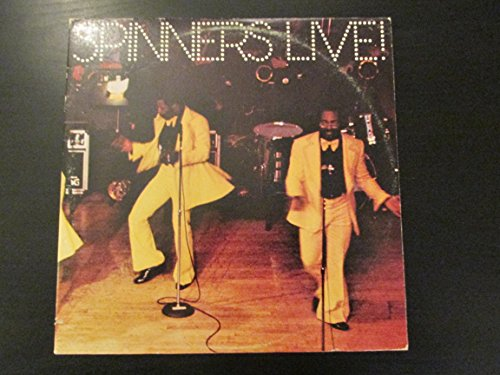 Spinners Live! by Atlantic