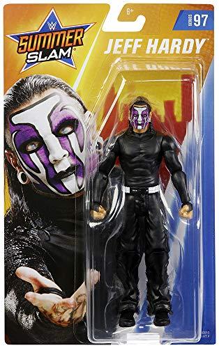 Ringside Jeff Hardy - WWE Series 97 Mattel Toy Wrestling Action Figure
