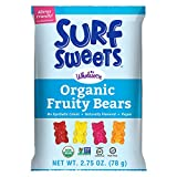 Surf Sweets Organic Fruity Bears 2.75-Ounce, 12-Count