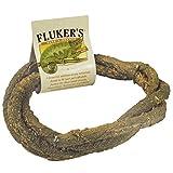 Flulker Labs Pequeño Animal Bend-A-Branch Pet Habitat Decor, Mediano