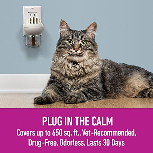 Comfort-Zone-Feliway-Diffuser-Kit-for-Cat-Calming
